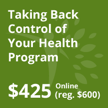 Taking Back Control of Your Health