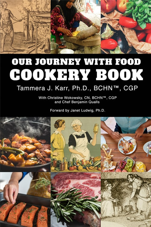 Our Journey With Food Cookery Book