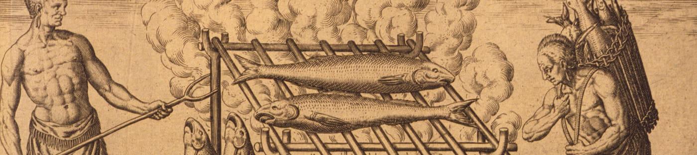 Food through history